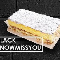 Snowcake Black Snowmissyou