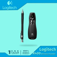 harga Logitech R 400 Wireless Presenter Tokopedia.com