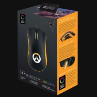Razer Overwatch Deathadder Chroma Mouse Garansi Resmi Techno Solution