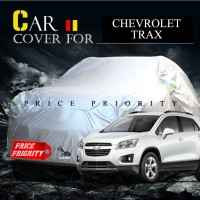 Body Cover / Sarung Mobil Chevrolet Trax Polyesther 100% Waterproof