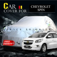 Body Cover / Sarung Mobil Chevrolet Spin Polyesther 100% Waterproof