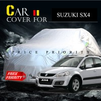 Body Cover / Sarung Mobil Suzuki SX4 Polyesther Waterproof