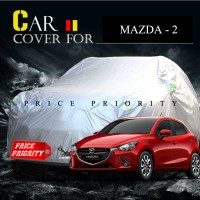 Body Cover / Sarung Mobil All New Mazda 2 Polyesther Waterproof