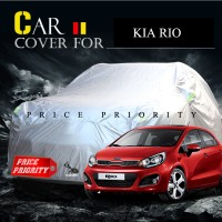 Body Cover / Sarung Mobil Kia Rio Polyesther Waterproof