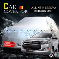 Body Cover / Sarung Mobil All New Innova 2016 Polyesther Waterproof