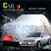 Body Cover / Sarung Mobil Sedan Timor Polyesther Waterproof