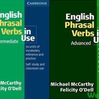 Paket English Phrasal Verbs in Use - Intermediate & Advanced (2 buku)