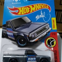C0026-HOT WHEELS / HOTWHEELS-MAZDA REPU-GREY