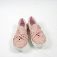 Slip On Audrey Ribbon - Soft Pink