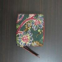 D605 Cute Wallet Batik Lawasan Tiga Negeri Biantjoe- Dompet Kecil
