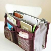 Jual Dual Bag in Bag Model Korea - Tas Dalam Tas Murah