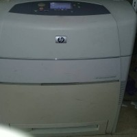 jual printer hp color laserjet 5550dn ukuran kertas A4 dan A3