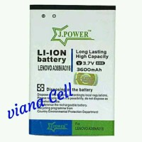 baterai batre batere battery Lenovo A369i A316 ORIGINAL double power