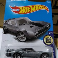 D0022-HOT WHEELS / HOTWHEELS-ICE CHARGER-GREY