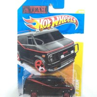 Hot Wheels The A Team first edition