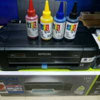 Printer Sticker vinyl inkjet Infus Art ink Paket print
