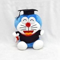 Jual Sitting Character Doraemon Wisuda Murah