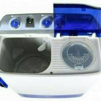 Mesin Cuci AQUA JAPAN QW-1080XT / SANYO 10KG / 10 KG KILO / 10KILO