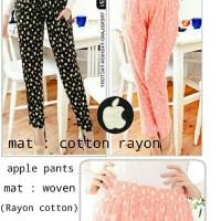 Apple Pants (Harga Grosir Cek Deskripsi)