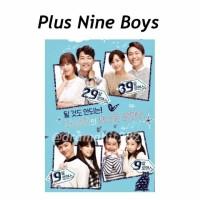 DVD Drama Korea Plus Nine Boys