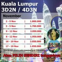 Paket Wisata Kuala Lumpur - November