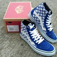 Free Bonus !!!Sepatu Casual Murah Vans SK8 cyber premium DT terlaris