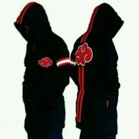 Jual jaket jubah Akatsuki hitam Murah