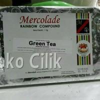 coklat/blok/batang/mercolade/green tea/teh/hijau/topping/makan/minum