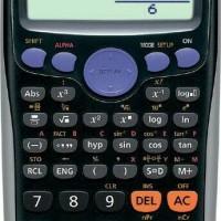 Kalkulator Scientific Casio FX-350 ES Plus FX-350ES Plus Pelajar