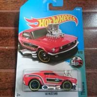 Hot Wheels 69 Mustang