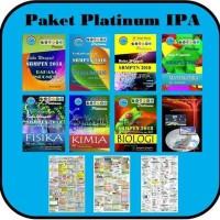 Jual Paket Buku Wangsit SBMPTN 2018 Platinum Ipa Murah