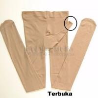 Pantyhose Pria Tebal 80D Velvet Stoking Celana Stocking Panty Lingerie