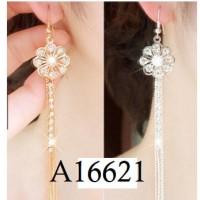 harga Anting Panjang Silver, A48 (jual Kalung Gelang Cincin Xuping) Tokopedia.com