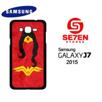Casing HP Samsung J7 2015 wonder woman 3 Custom Hardcase