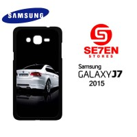 Casing HP Samsung J7 2015 White m3 Custom Hardcase