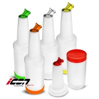 harga Store And Pour Botol Sirup Bottle Bar Juice Syrup Container Tokopedia.com