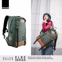 Jual Elbe Tas Pria Ransel Murah Backpack Laptop Sekolah Branded Bodypack Murah