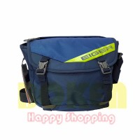 Tas Selempang Eiger 3435 BLUE - Daypack-Fashion Pria & Wanita