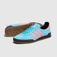 Sepatu Sneakers Adidas Originals Jeans Blue Turqoise CG3242