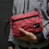 tas tangan (handbag) nike pouch tas kecil tas serbaguna