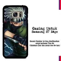 Case Samsung S7 Edge kakashi iphone 6 wallpapers Custom Hardcase