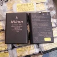 Baterai Nikon EN-EL14 for D3200 D3100 D5100 D5200 dan yg sejenis