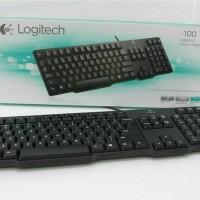 Keyboard Logitech K100 - Garansi Toko