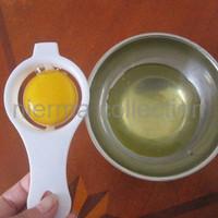 Jual terbaru alat pemisah putih kuning telur egg separator sederhana Murah