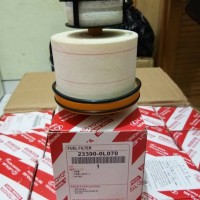 Filter Solar Innova,Fortuner,Hilux...2016 New(Original)
