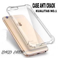 Casing Anti Crack Hard Case Clear New