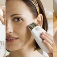Jual Galvanic Facial Spa - Setrika Wajah Terkecil Murah