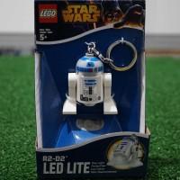 Lego LED Lite Keychain : Star Wars R2D2