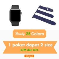 Apple Watch Sport Band Strap dapat 2 Size Strap