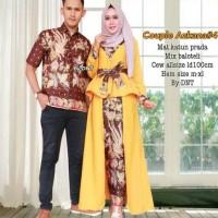 Jual batik couple gamis keren Murah